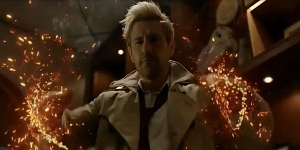crisis on infinite earths hour 2 Constantine