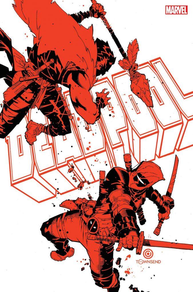 Deadpool, Marvel Comics, Delay, Chris Bachalo, Kelly Thompson