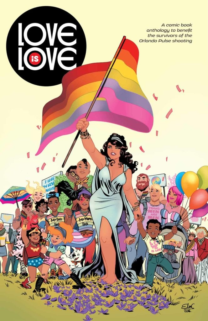 Love is Love, Pulse Night Club, Important Graphic Novels