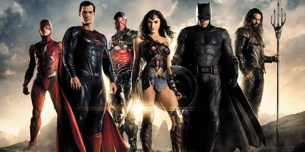 Poster for potential Justice League Snyder Cut Documentary