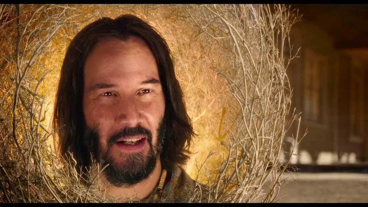 Keanu Reeves, Spongebob, Keanu Reeves Day, Matrix, John Wick, Replacements, Hardball