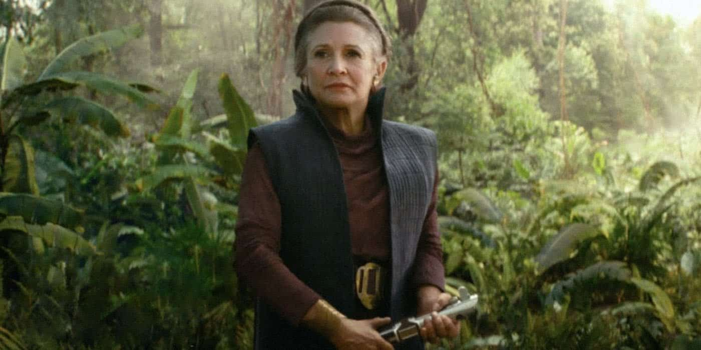 General Organa, Princess Leia, Star Wars, Rise of Skywalker