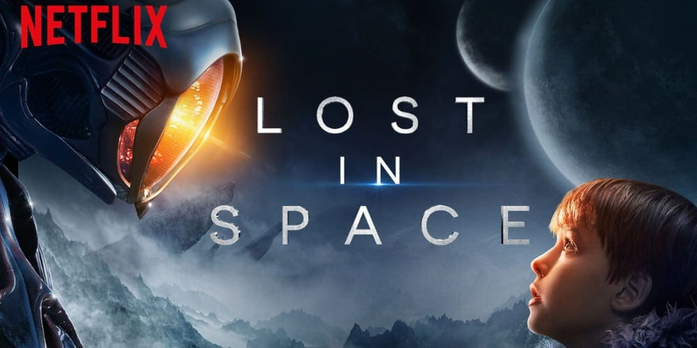 Lost In Space Season 1 poster.