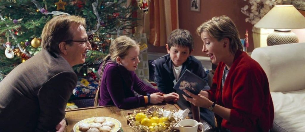 Love Actually best christmas movie