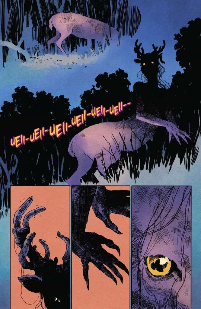 Low, Low Woods, Carmen Maria Machado, Dani, Joe Hill, Hill House, DC Comics