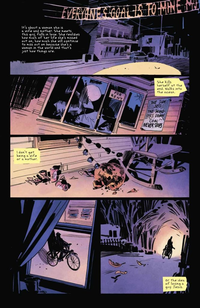 Low Low Woods, Carmen Maria Machado, Dani, Joe Hill, Hill House, DC Comics