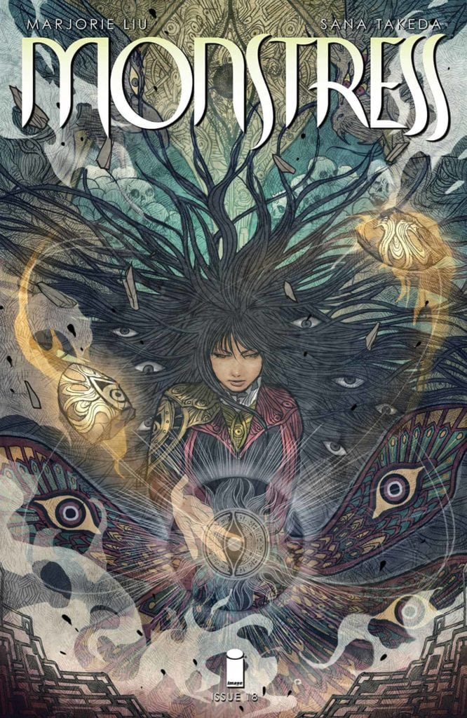 Marjorie Liu, Image Comics, Monstress