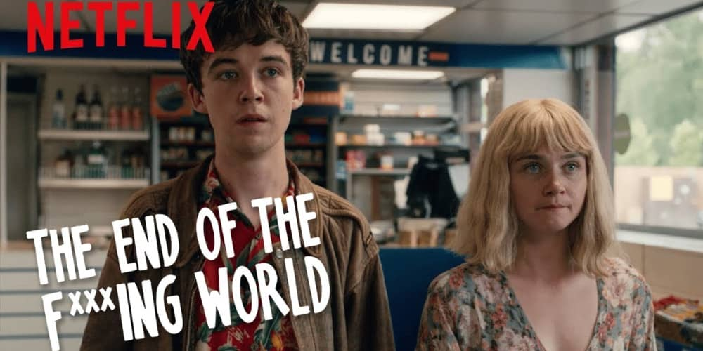 The End Of The F***ing World creator is doing new Power Rangers reboot.