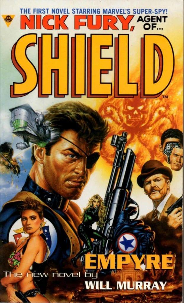 Marvel Comics, Empyre, Nick Fury, S.H.I.E.L.D.