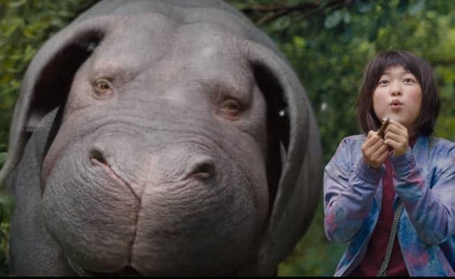 Okja, Netflix Original.