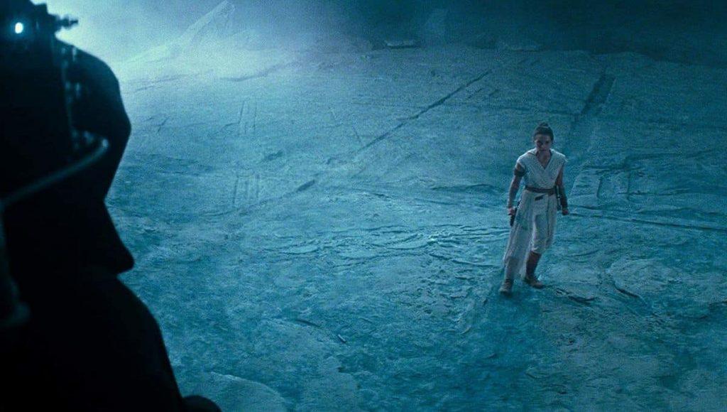 Rise of Slywalker, Palpatine, Rey, Spoiler