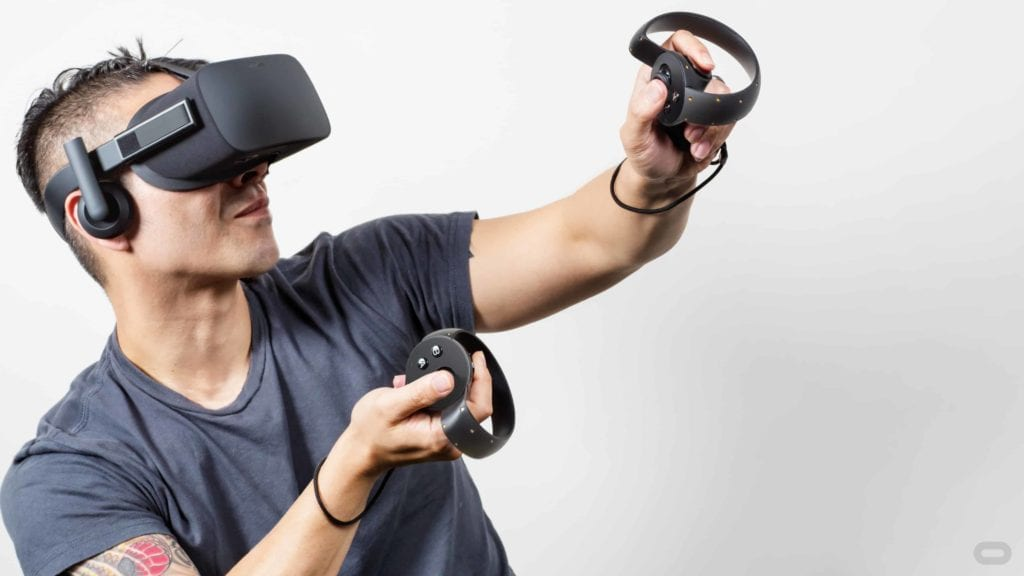 vr video games