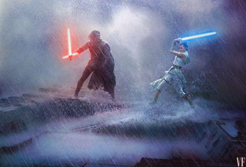 Kylo Ren, Rey Skywalker, Spioiler