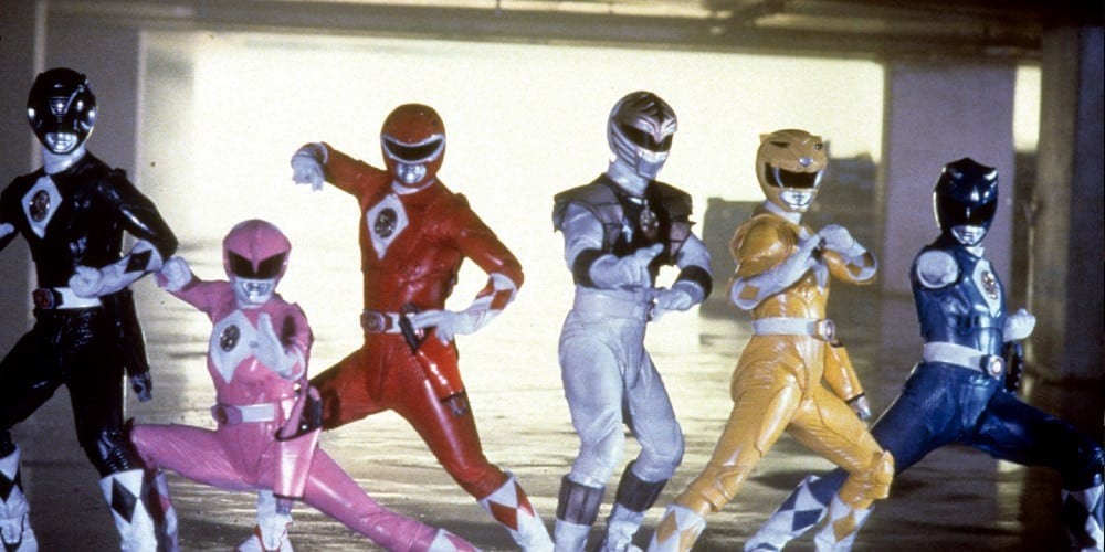 The original movie before Saban's Power Rangers reboot.