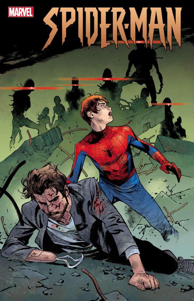 Spider-Man, JJ Abrams, Marvel Comics, Sara Pichelli