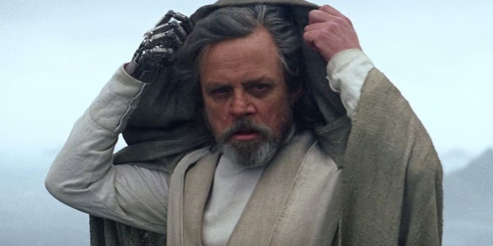 Luke Skywalker was disappointing in The Rise Of Skywalker The Rise of Skywalker Last Jedi