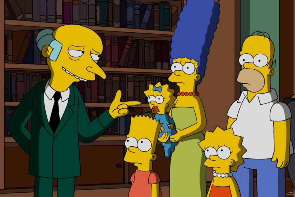 The Simpsons: a binge-worthy tv shows?