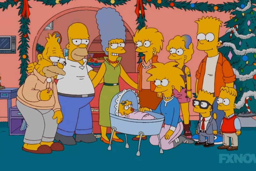 The Simpsons Turns 30