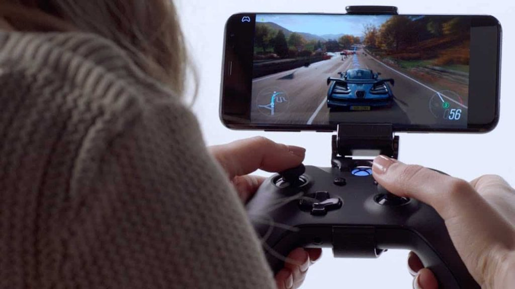 new project xcloud games