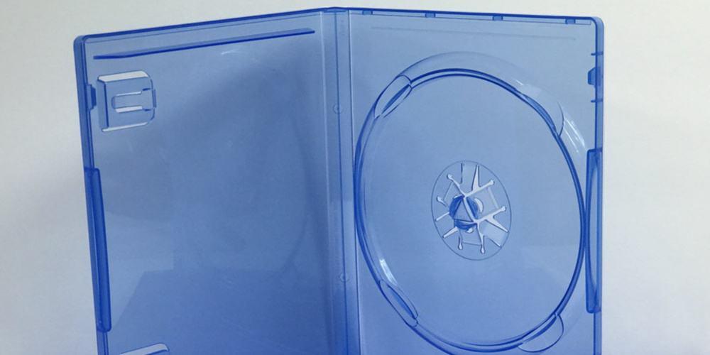 plastic video game cases