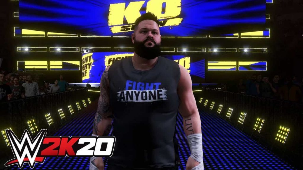 wwe 2k20 new year glitch