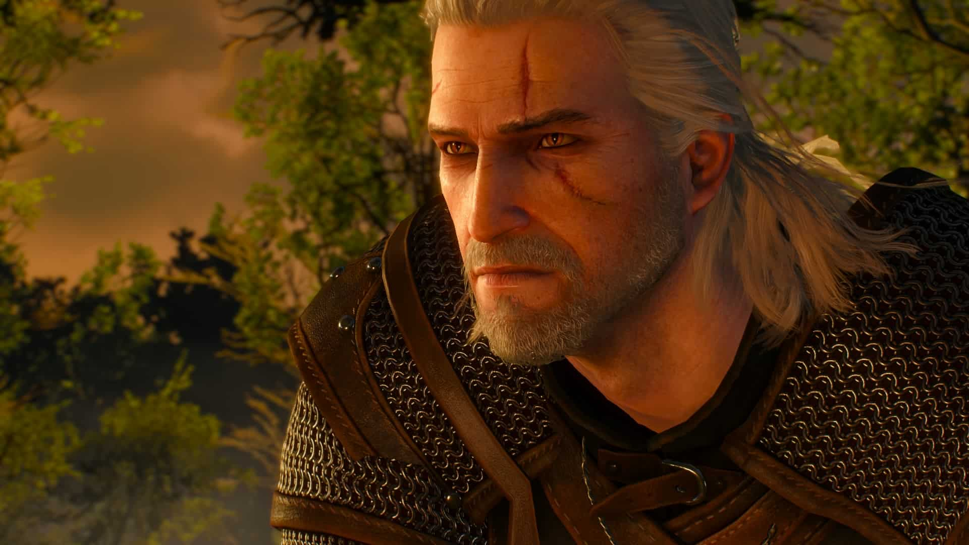 the witcher voice actor