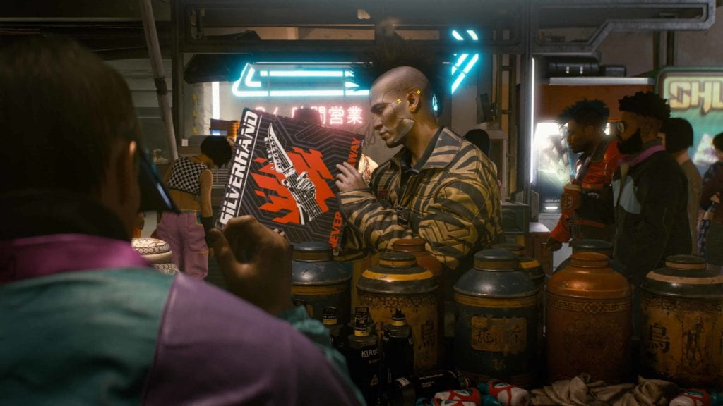 Cyberpunk 2077 multiplayer mode is not coming until after 2021
