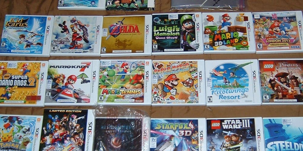 plastic video game cases