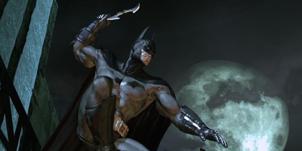 batman arkham asylum retro review