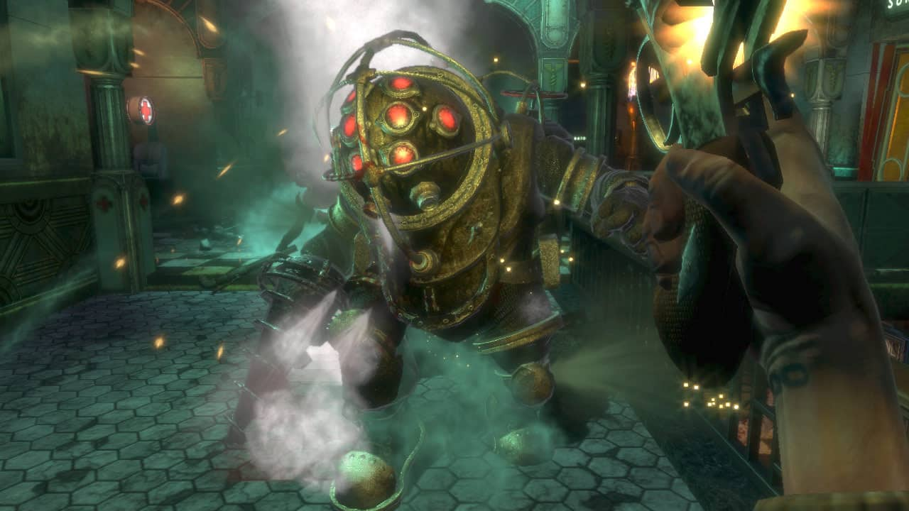 bioshock collection for nintendo switch