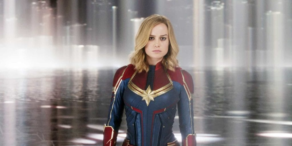 Captain Marvel 2 Writer Featured