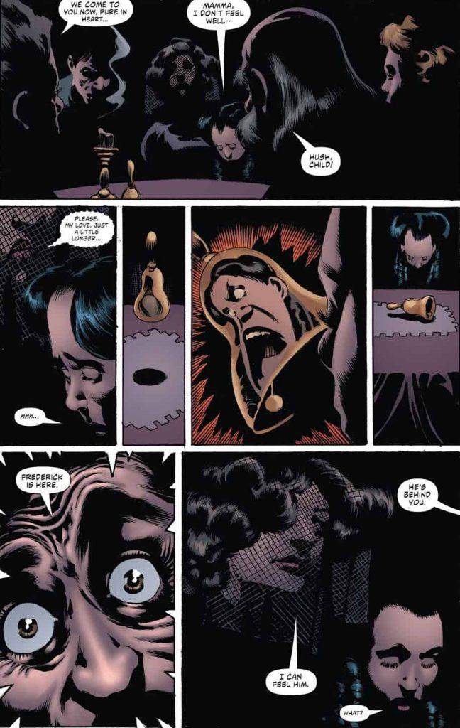 Horror Comics, Laura Marks,