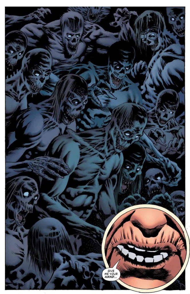 Hill House Comics, Daphne Byrne #1, Laura Marks, Kelley Jones, Horror Comics