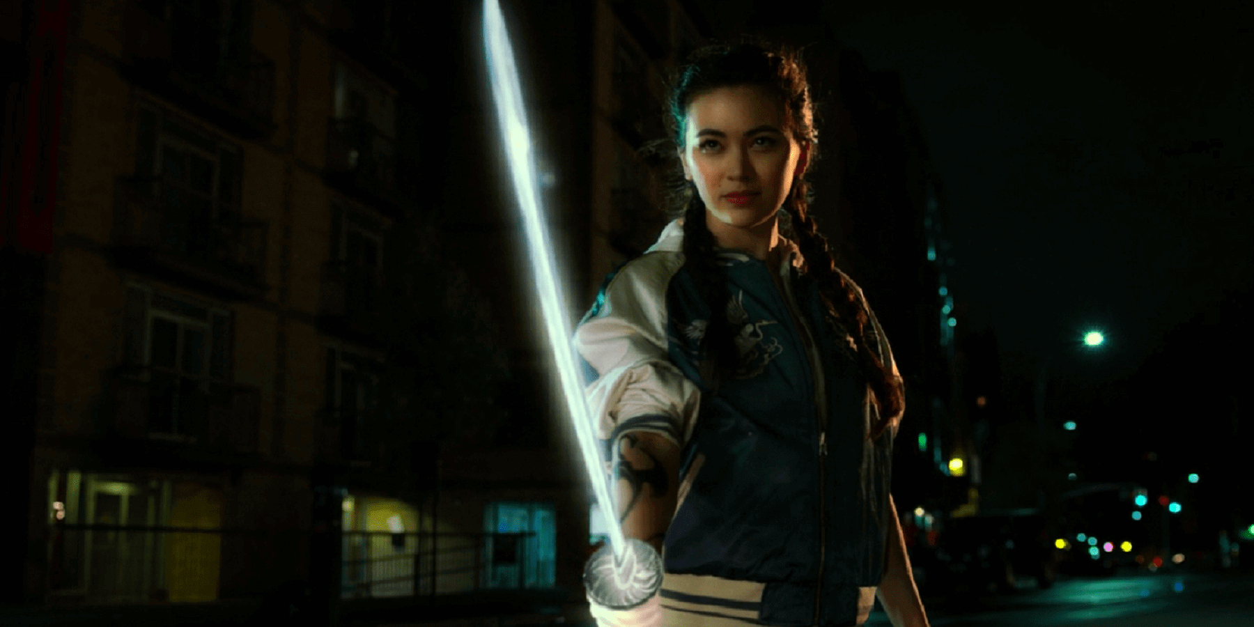 Jessica Henwick Colleen Wing Daughters of the Dragon Featured