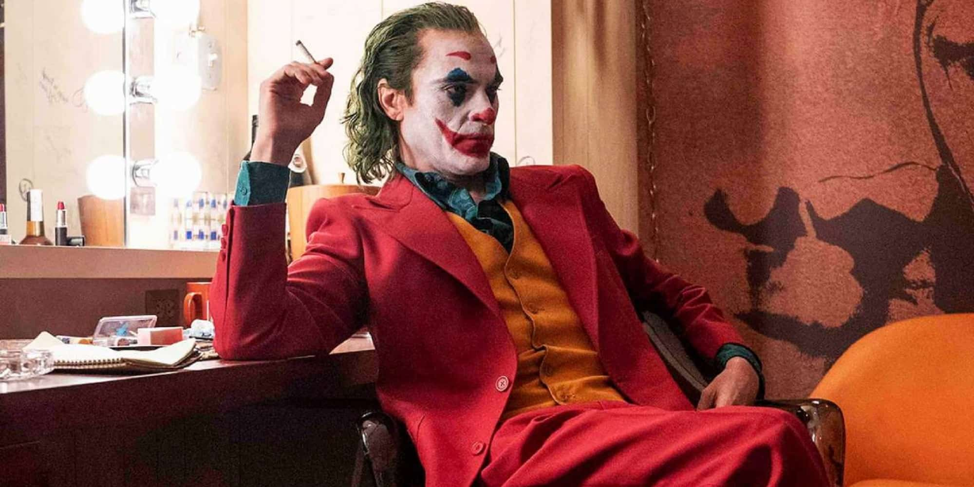 Joker Comic Book Movies Award Shows Oscars Cool Guy
