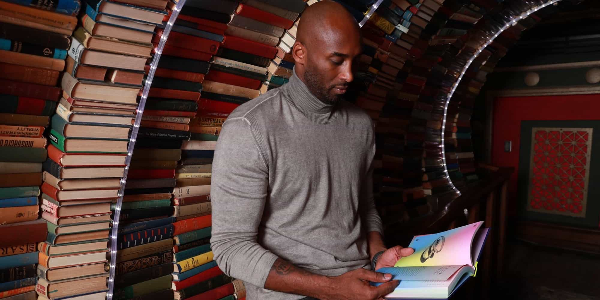 Kobe Bryant Wizenard Books Featured Image Love Comic Books Featured