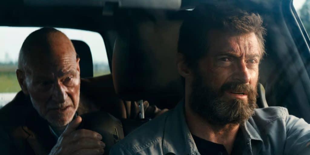 Logan, Professor X, Patrick Stewart, X-Men, MCU, Hugh Jackman