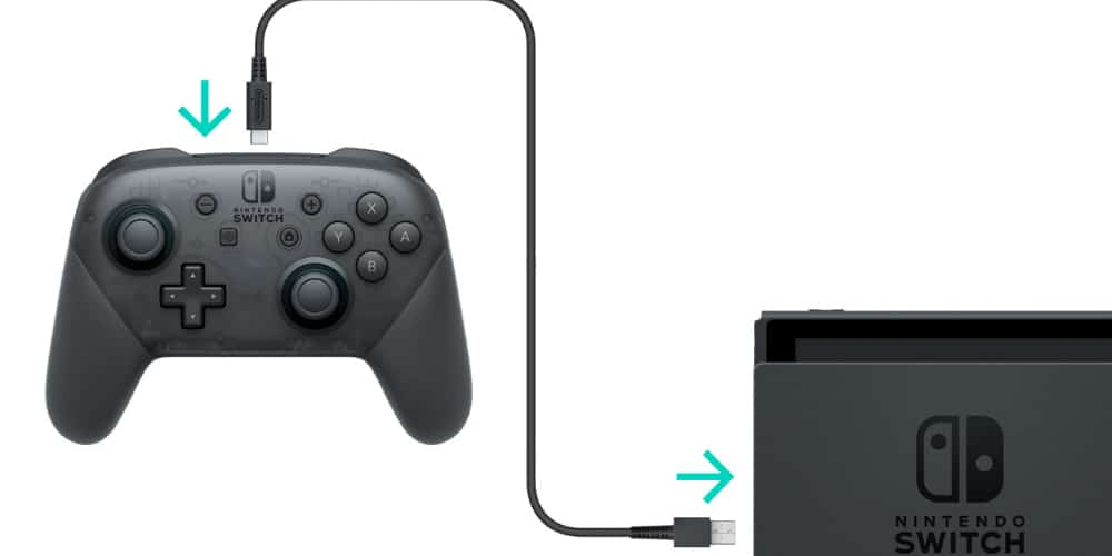 How To Set Up Your Nintendo Switch Pro Controller For Pc Comic Years