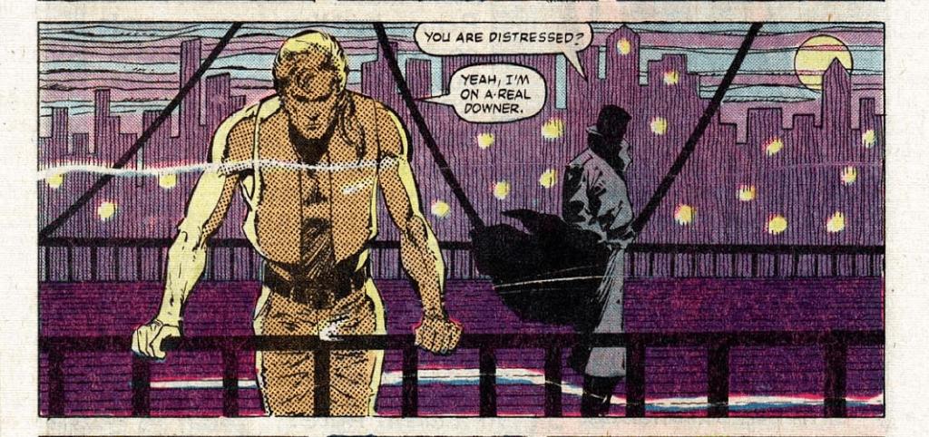 Iron Fist, Depression, Superhero, Power Man