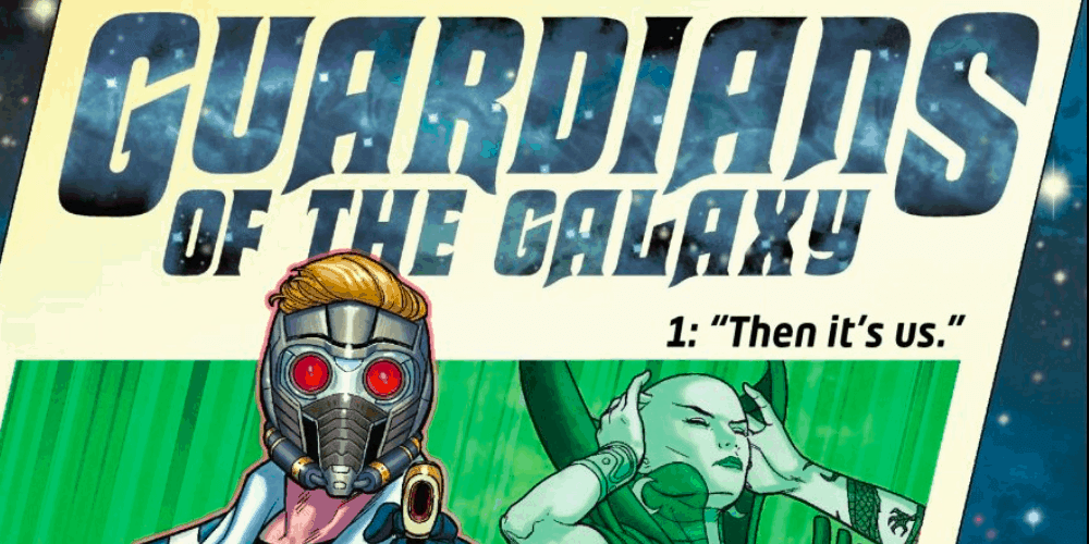 Guardians of the Galaxy #1 Al Ewing and Juann Cabal Give Us A Dysfunctional Space Family (spoilers!)