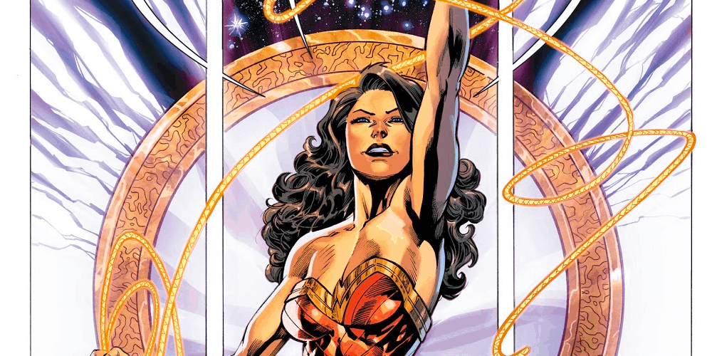 Wonder Woman #750 Celebration, Steve Orlando, Wonder Woman, Themyscira, DC Comics