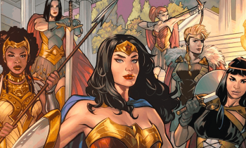 Wonder Woman 1984 Companion Comic Book to Release Ahead of Film