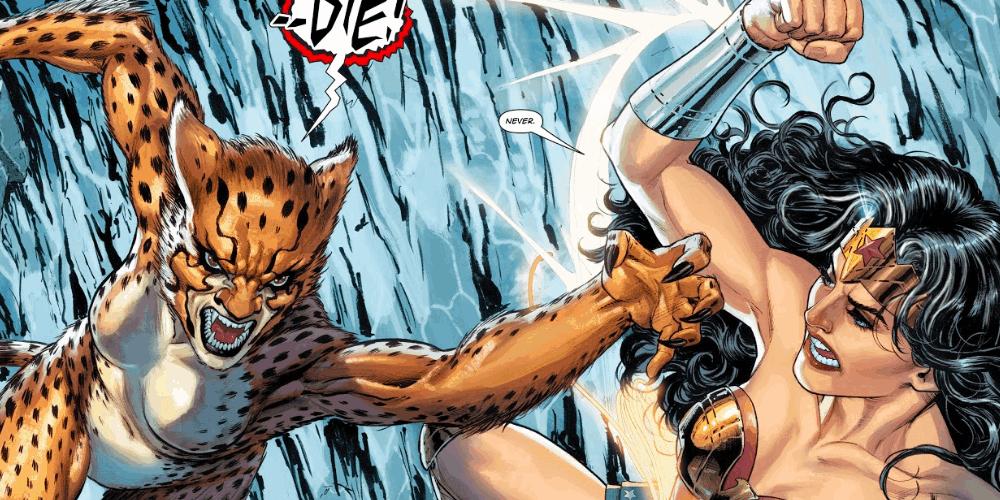 Cheetah, Circe, DC Comics,