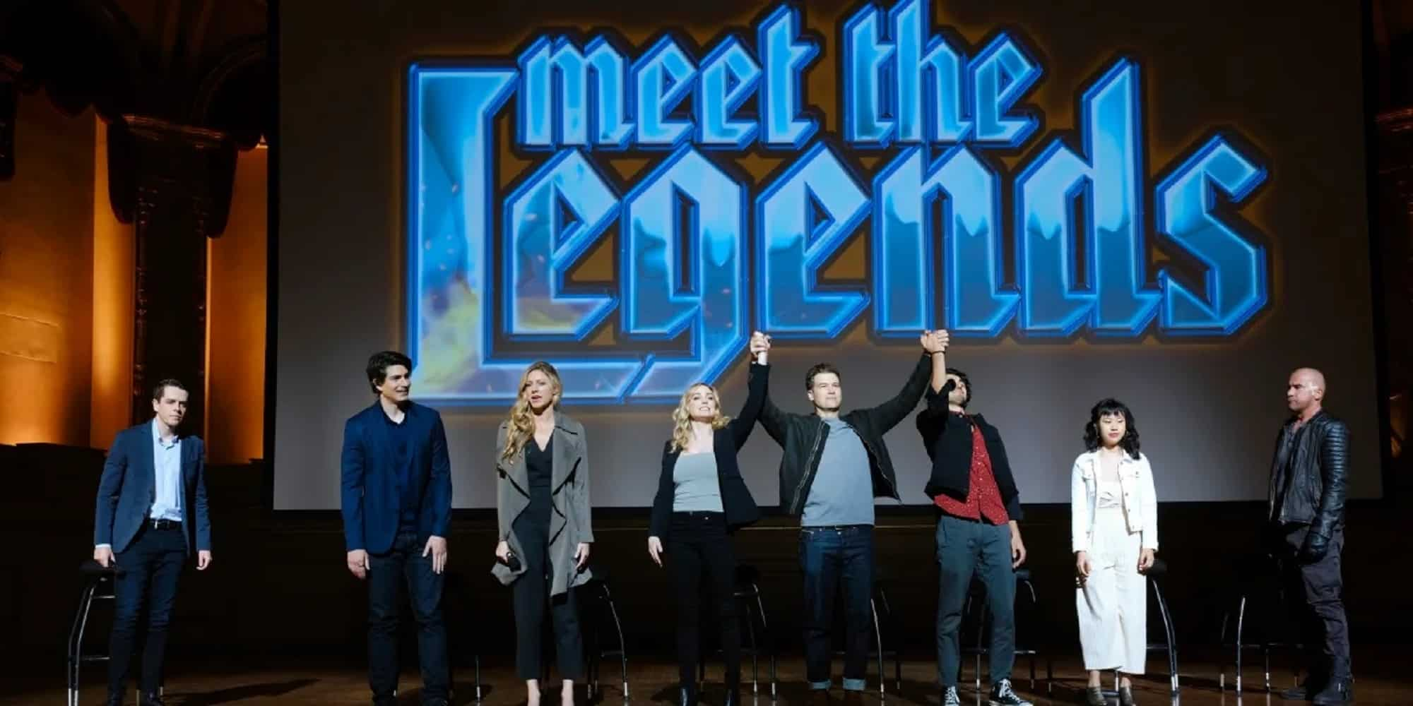 Season 5 premiere legends of tomorrow Meet the Legends