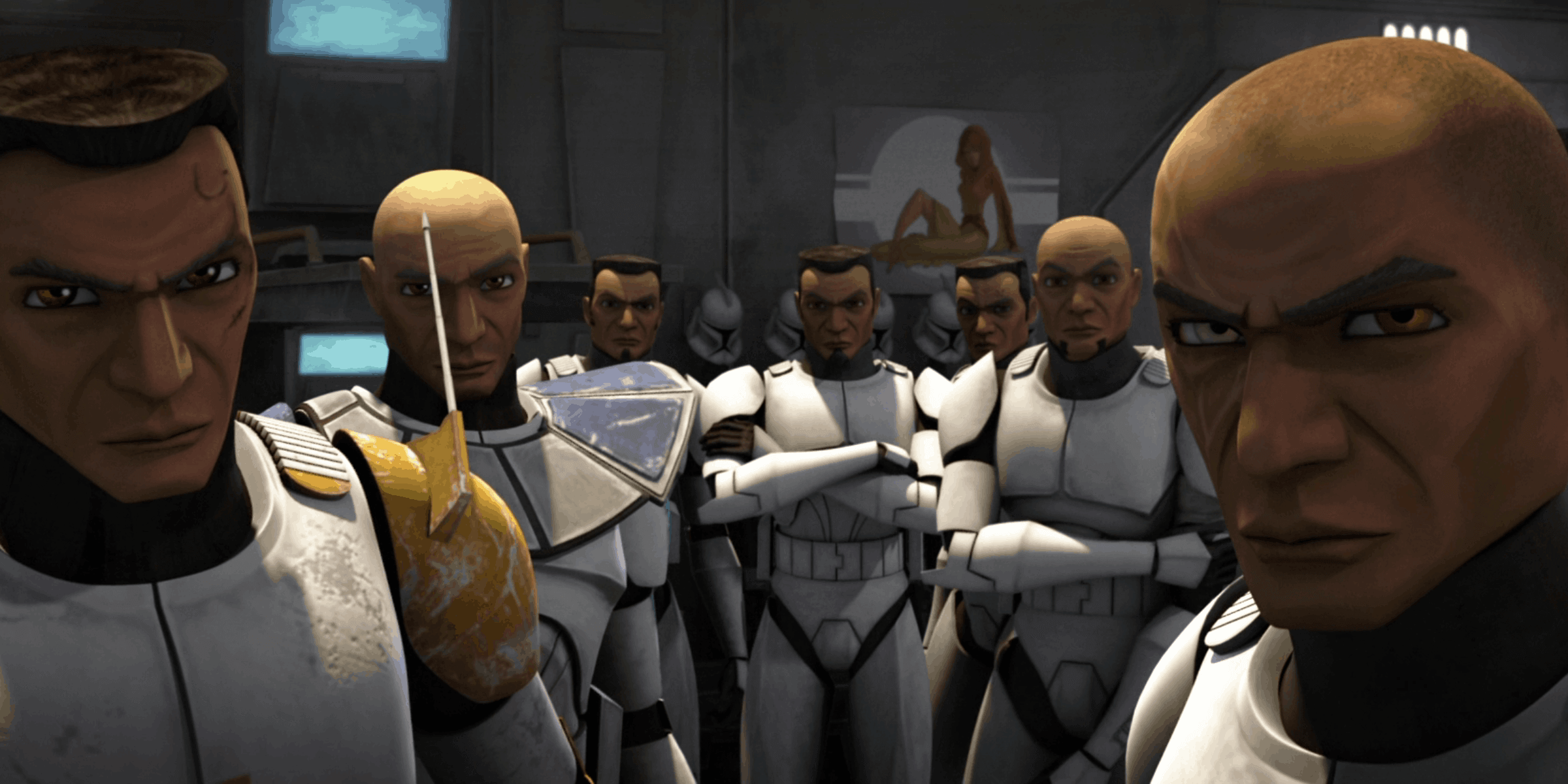 Season 7 Premiere Date The Clone Wars Disney+ Featured