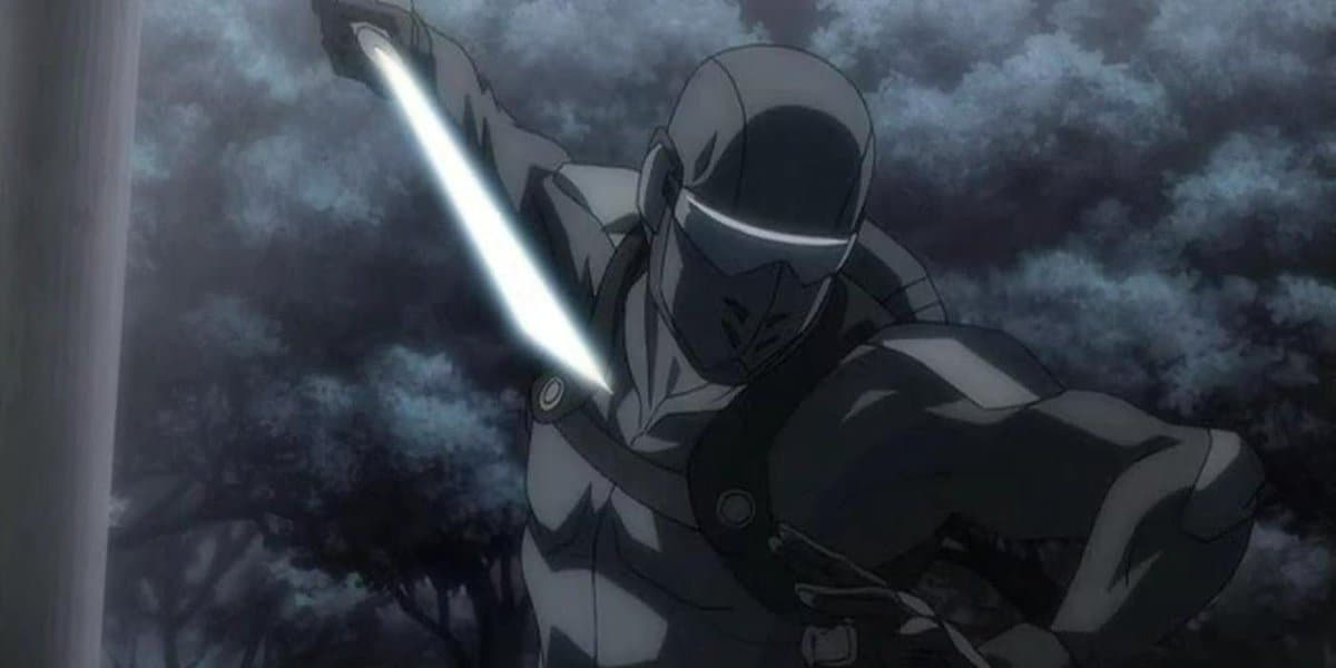 Snake Eyes: G.I. Joe Origins Reboot Cartoon Scene Featured