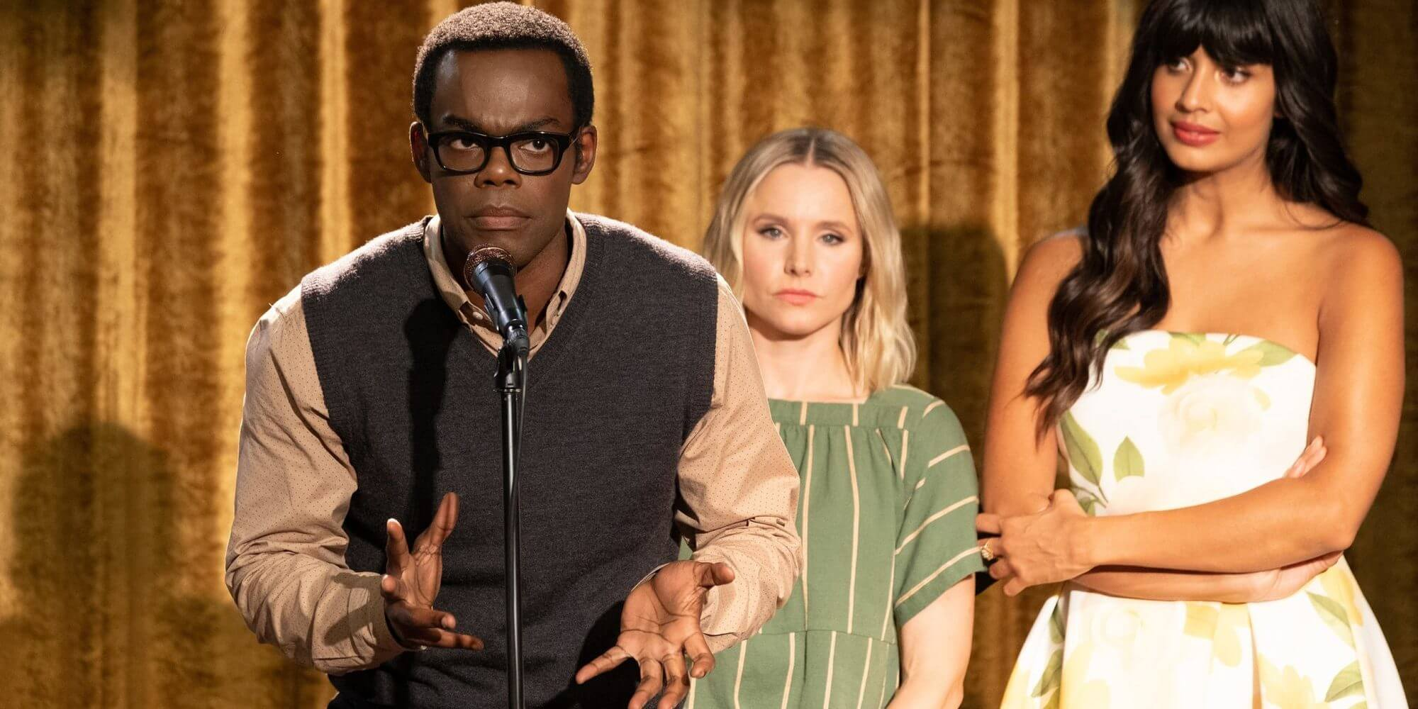 The Good Place Series Finale Chidi