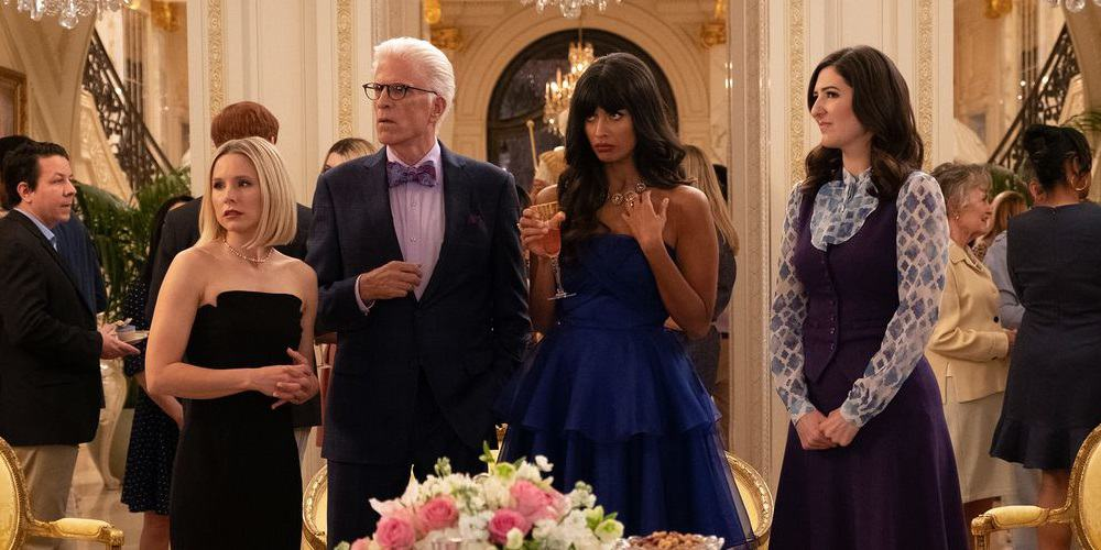 The Good Place Series Finale Featured