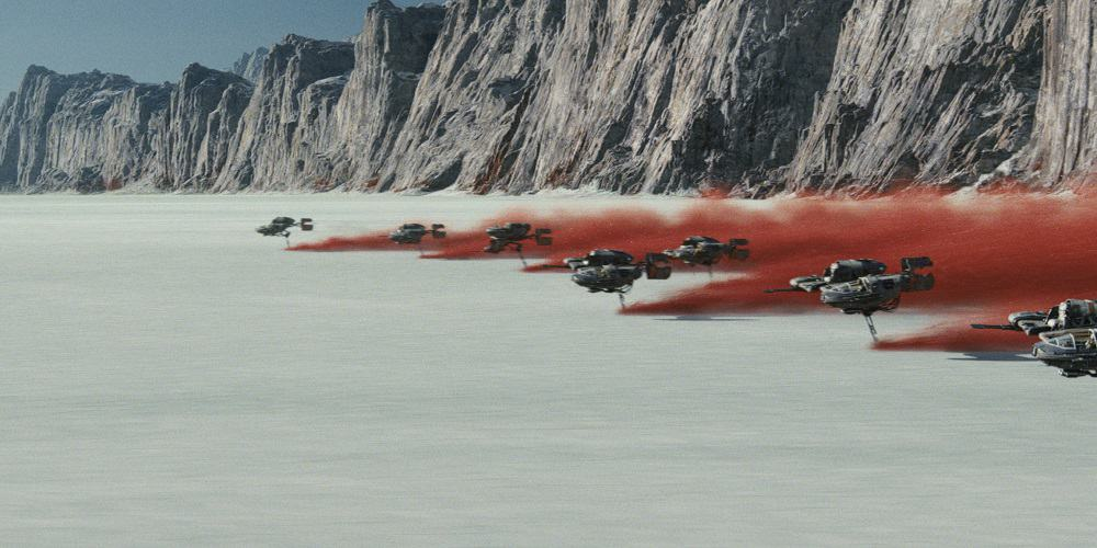The Rise of Skywalker Abrams Cut Crait