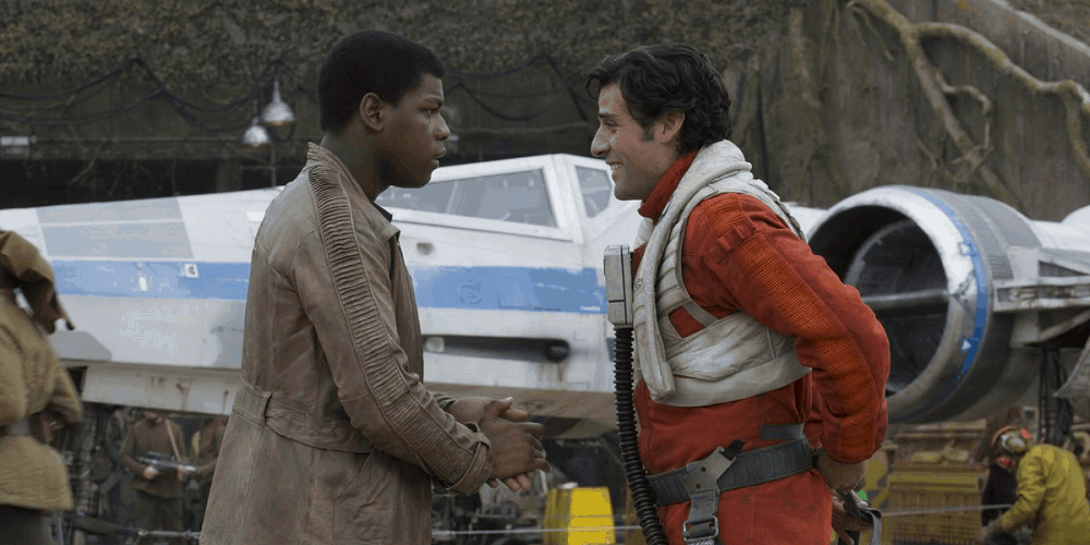 The Rise of Skywalker Abrams Cut Finn Poe Finnpoe Stormpilot
